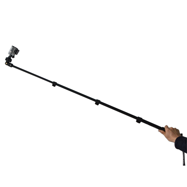 42cm-123cm Handheld Monopod With Stage Lock for Smart Phone And Camera