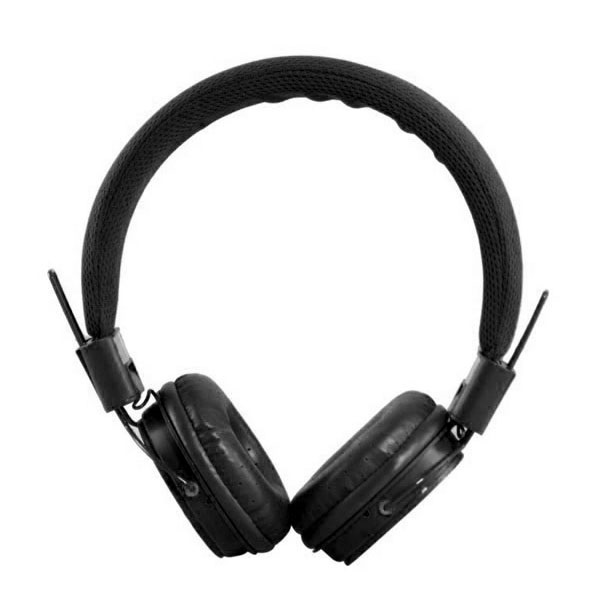 YongLe EP05 Fashionable 3.5mm Headphones with Microphone - Black