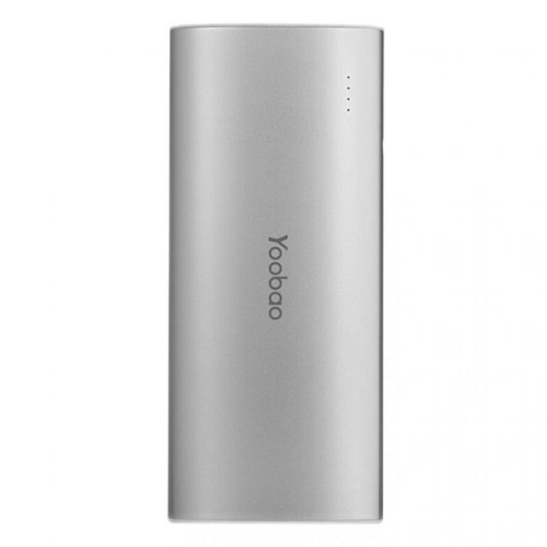 Yoobao Magic Wand Power Bank 13000mAh YB-6016 - Silver