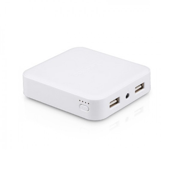 Yoobao 2.0A  Master Power Bank 10400mAh M4 - White