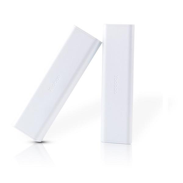 Yoobao Power Bank 10400 mAh YB-6004 - White