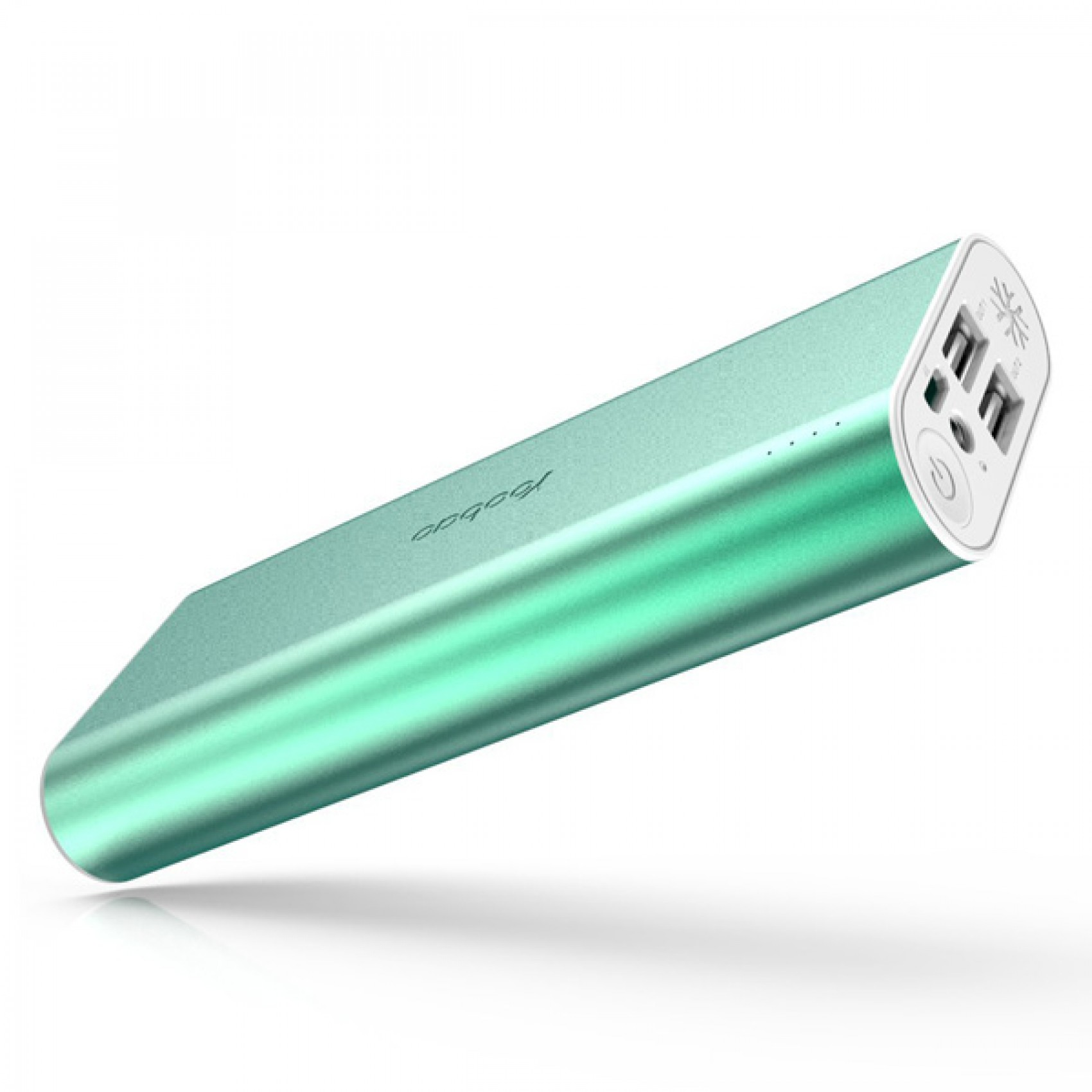 Yoobao Power Bank SP2 10000mAh Charger Dual USB Port - Green