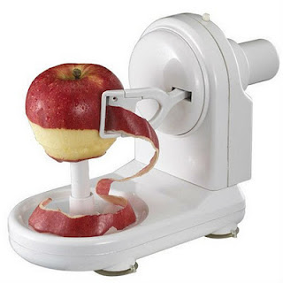 Automatic fruit peeler / Electric apple Peeler (with transformer)