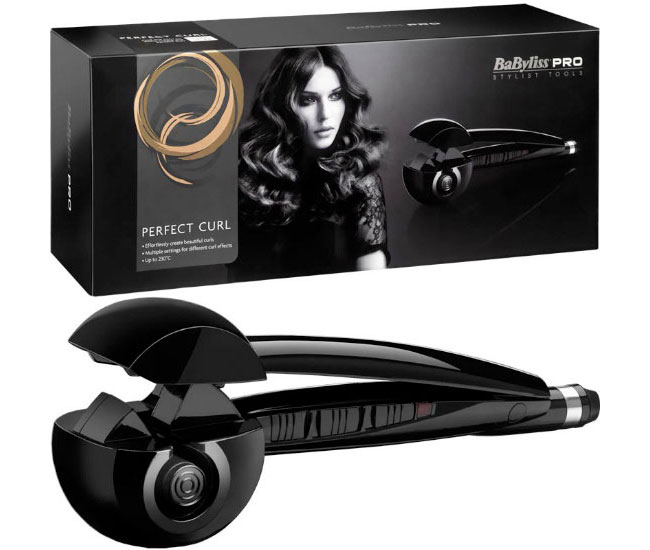 BaByliss Pro Perfect Curl Hair Styler
