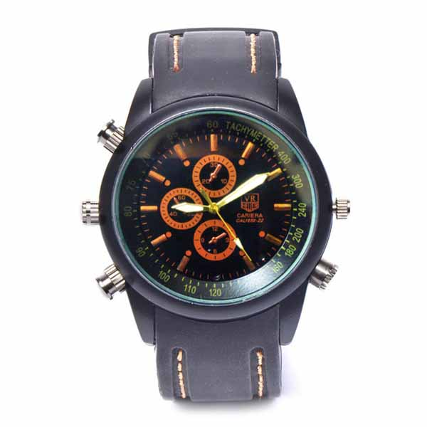 Spy Watch and Camera with Media functions - Bronze