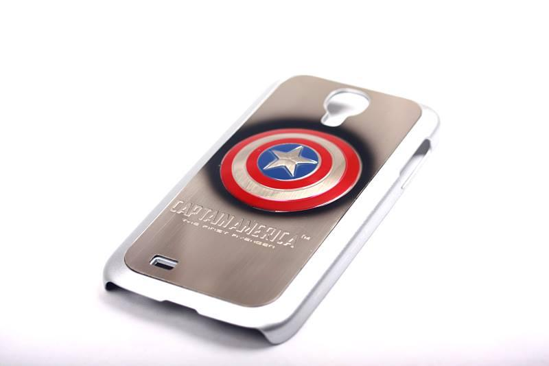 Samsung Galaxy S4 i9500 Captain America Hard Back Case Cover