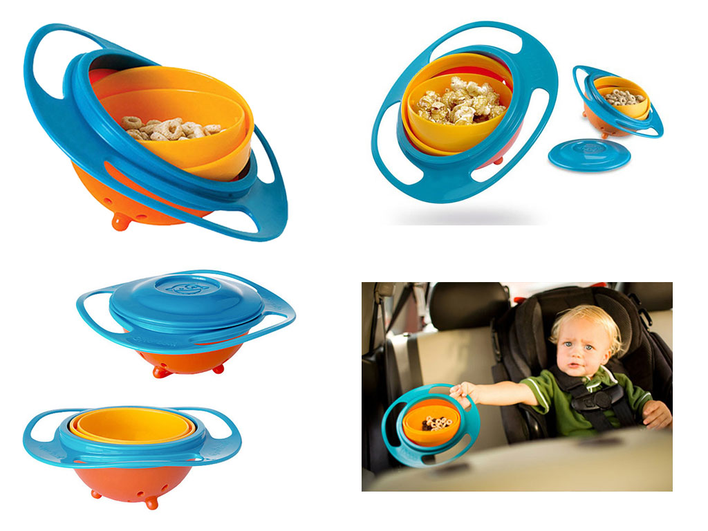 Universal Gyro Bowl For Toddler