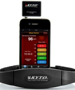 Cardio Belt With Sensor For Apple Ipad and Iphone
