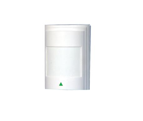 Wired PIR Motion Sensor - White